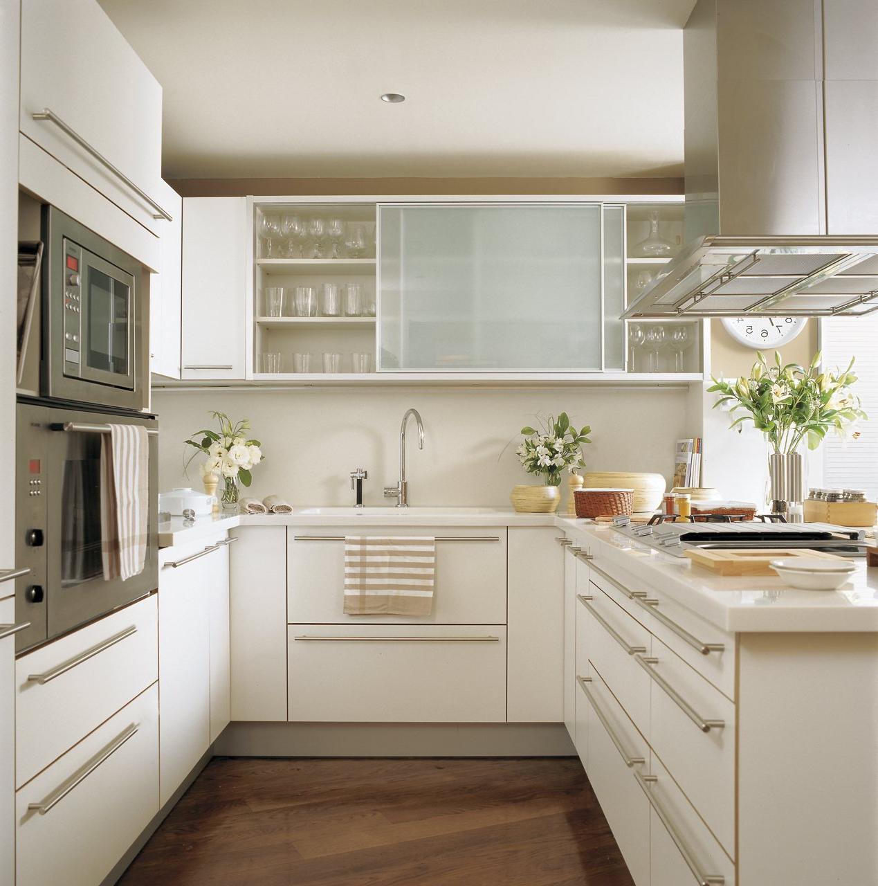 Kitchen Set Ukuran 1 Meter: 50 Desain Kitchen Set Untuk Dapur Kecil