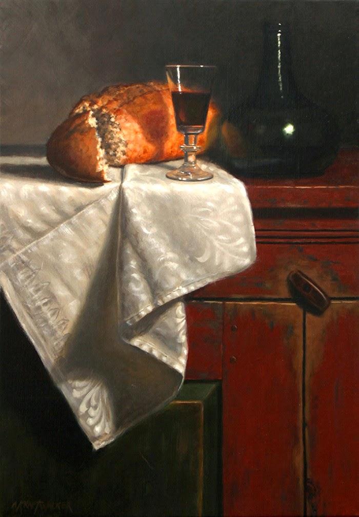 Американская художница. Ann Kraft Walker