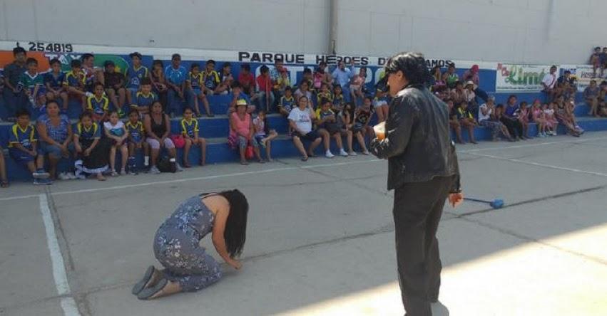 Fortalecerán seguridad en colegios de Lambayeque para prevenir violencia y abuso a escolares