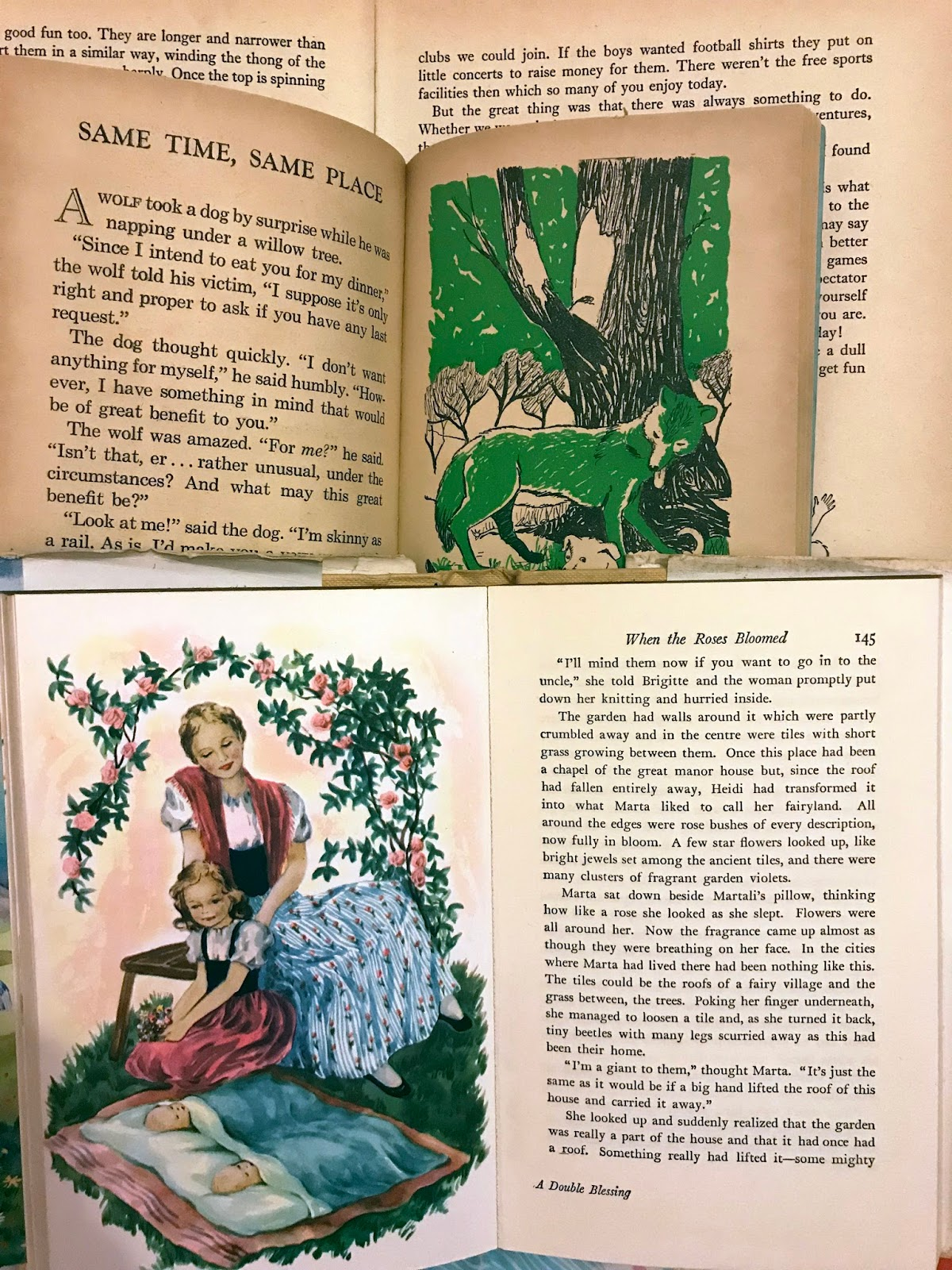 Gianne amparo illustration so lately i have been piling up and collecting a few vintage childrens books and with that ive really come to admire and appreciate illustrations in solutioingenieria Image collections