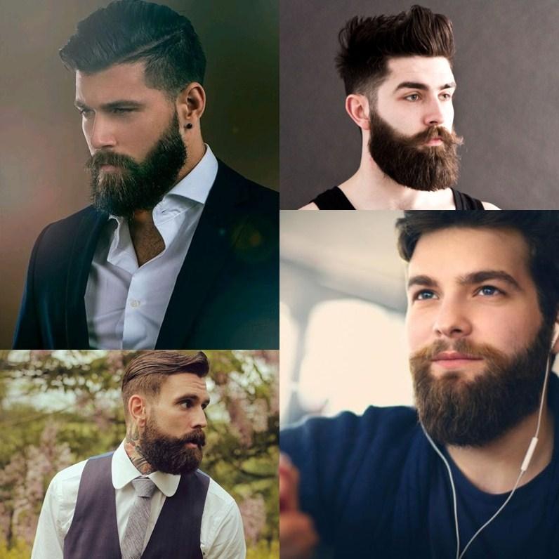 Tipos de barba para 2017: 4 estilos para usar