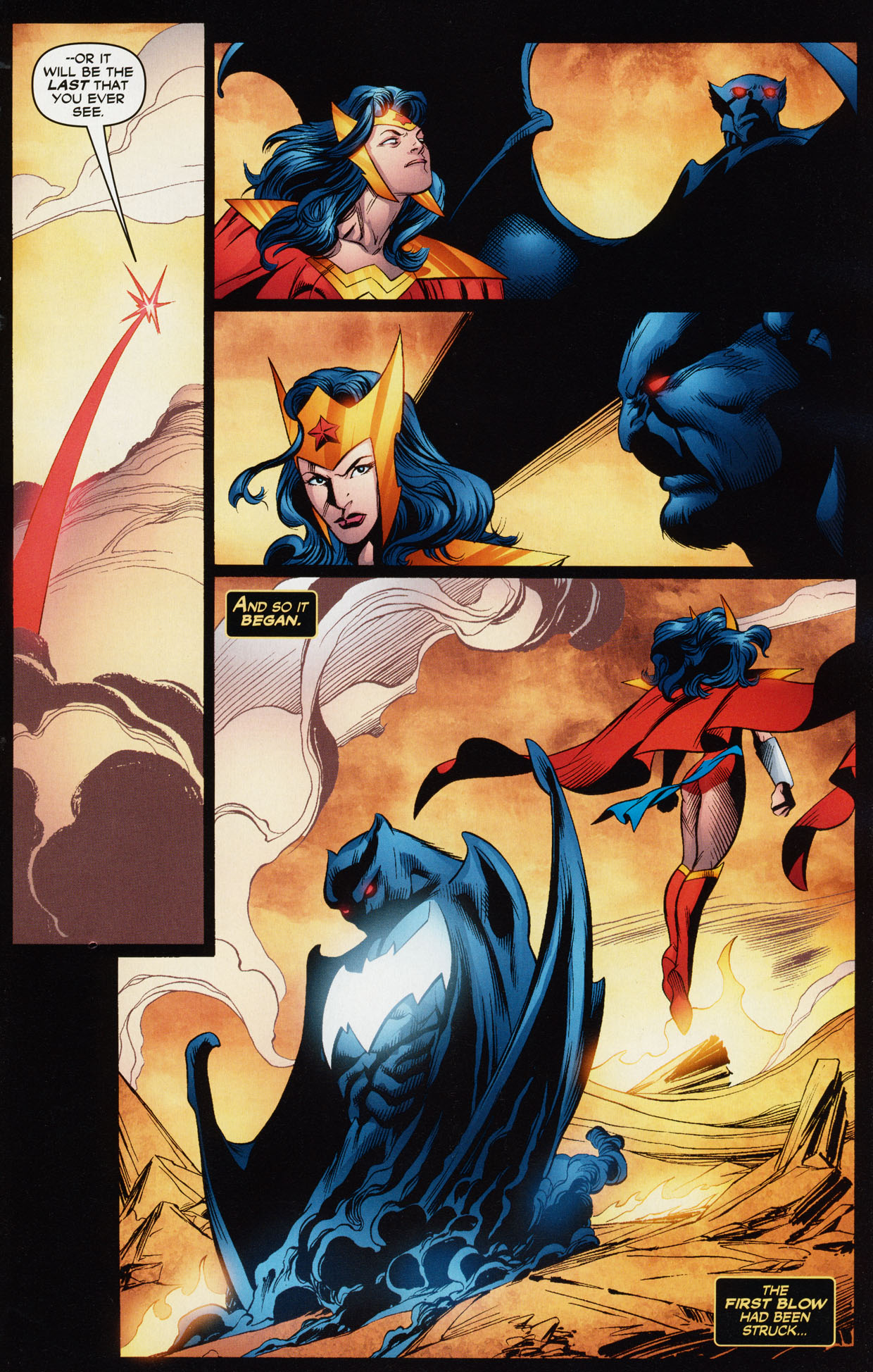 Read online Trinity (2008) comic -  Issue #36 - 16