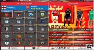 FTS 19 MOD FUT Champions v2