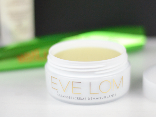 Review of Eve Lom Cleanser