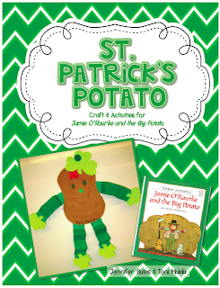 https://www.teacherspayteachers.com/Product/St-Patricks-Potato-Craftivity-598215