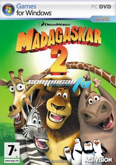 Madagascar 2 Escape Africa PC Full Español