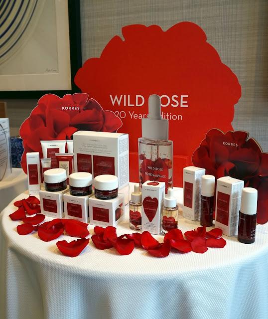 Korres Wild Rose
