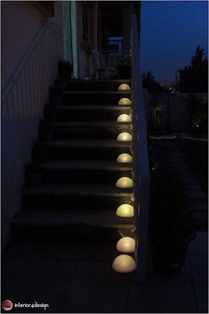 Garden Lighting Accessories & A Delightful Case Study 13