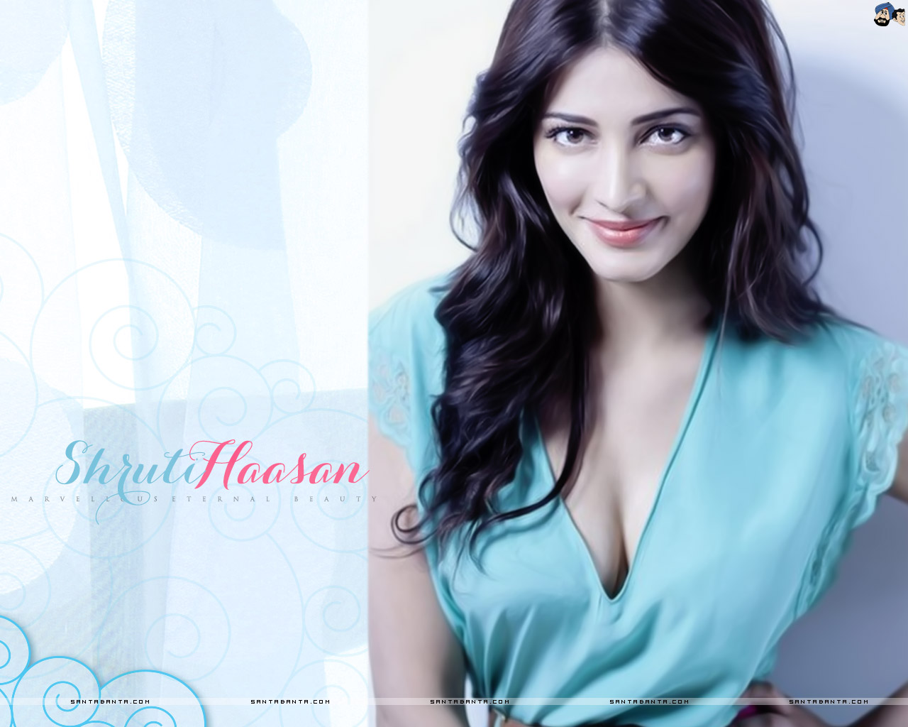 Shruti Haasan 2 Wallpapers: Most Beautiful Places In The