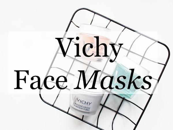 NEW Vichy Face Masks Review