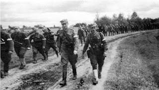 """Antoni Rymsza ''Maks"""" (z lewej), Jan Kursewicz ''Akacja''"""