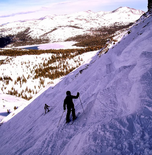 Kirkwood Mountain Resort, California - The Best 12 Ski Resorts in North America