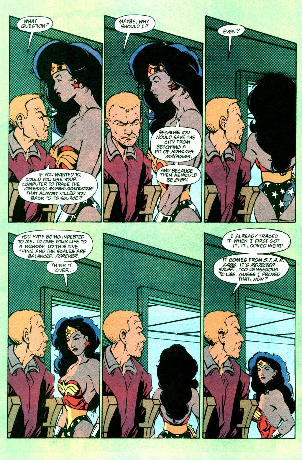 Read online Wonder Woman (1987) comic -  Issue #77 - 13