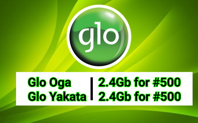 How To Subscribe For Glo 2.4GB For N500 valid For 21 Days