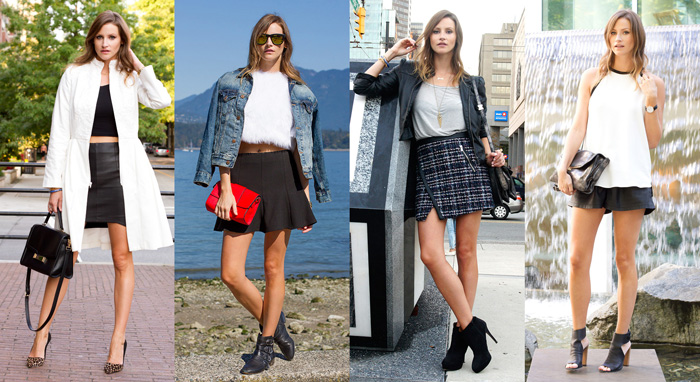 Vancouver Fashion Blogger, Alison Hutchinson, recap of September Looks