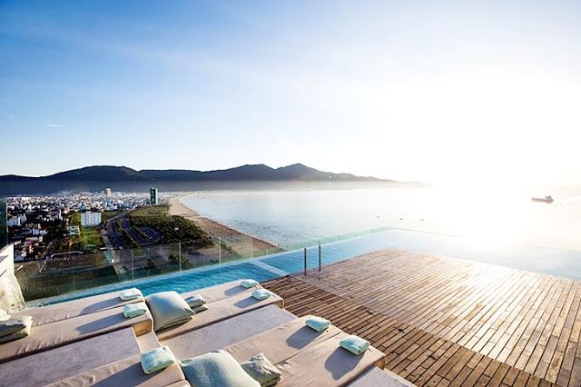 Hướng view căn hộ Luxury Đà Nẵng