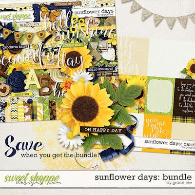 Sunflower Days: Bundles
