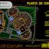 مخطط مشروع مركز ثقافي بشكل مميز 3 اوتوكاد dwg