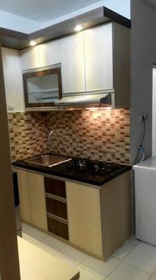 kitchen-set-apartemen-cibubur-village