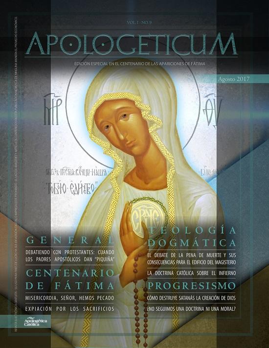 Apologeticum edición especial Agosto 2017