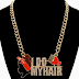 "Shop:  ""I Do My Hair"" Red Necklace"