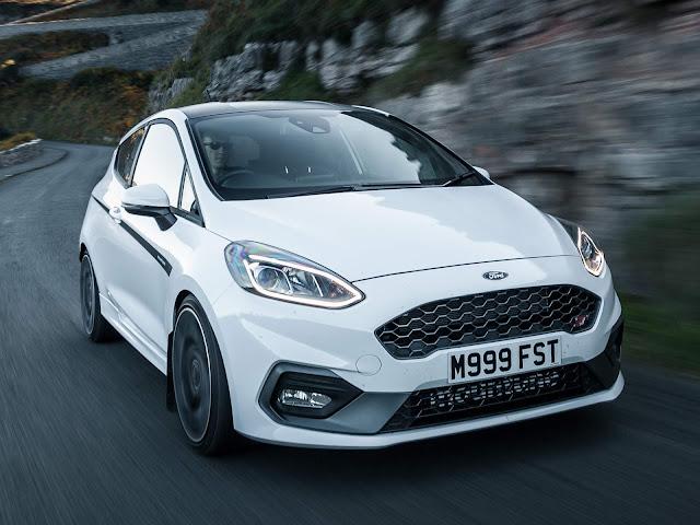 Novo Ford Fiesta 2020