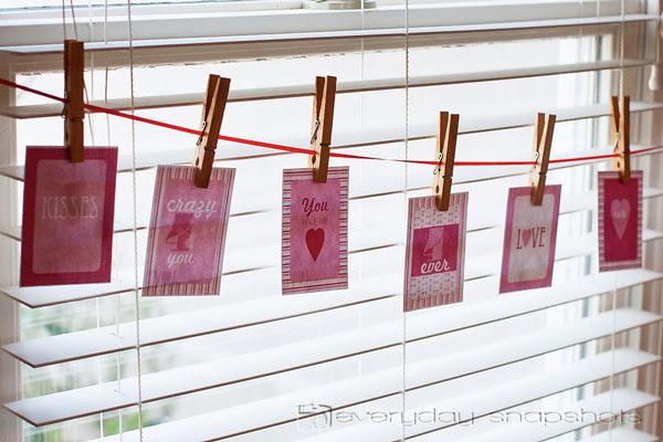 14 Ways 14 Days - printable cards   Everyday Snapshots