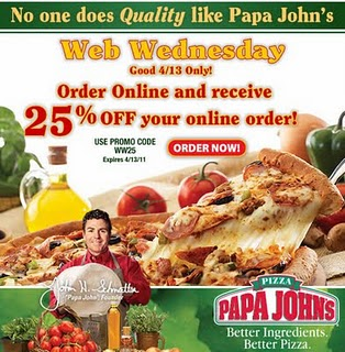 Nov 15,  · In addition to pizza, Papa John's favorites, you have more choices to buy at Papa Johns, such as Papa Johns gift cards. Your friends must love this gift a lot. Finding the best coupons from herelfilesvj4.cf before shopping must be the smartest choice you can make today.