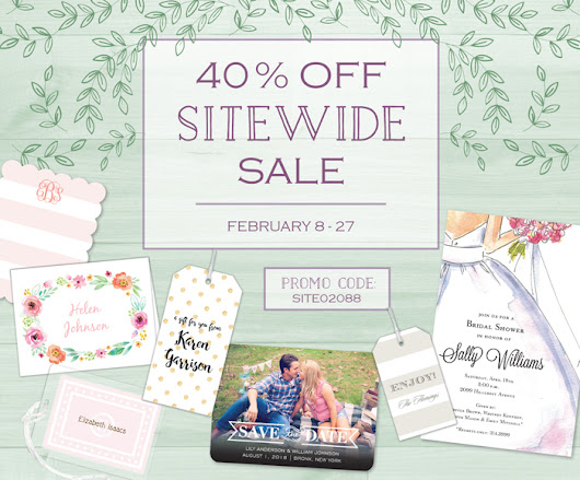 Save 40% at our Printswell Store - Sweet Pea Designs, Stacy Claire Boyd, Picme Prints and more...