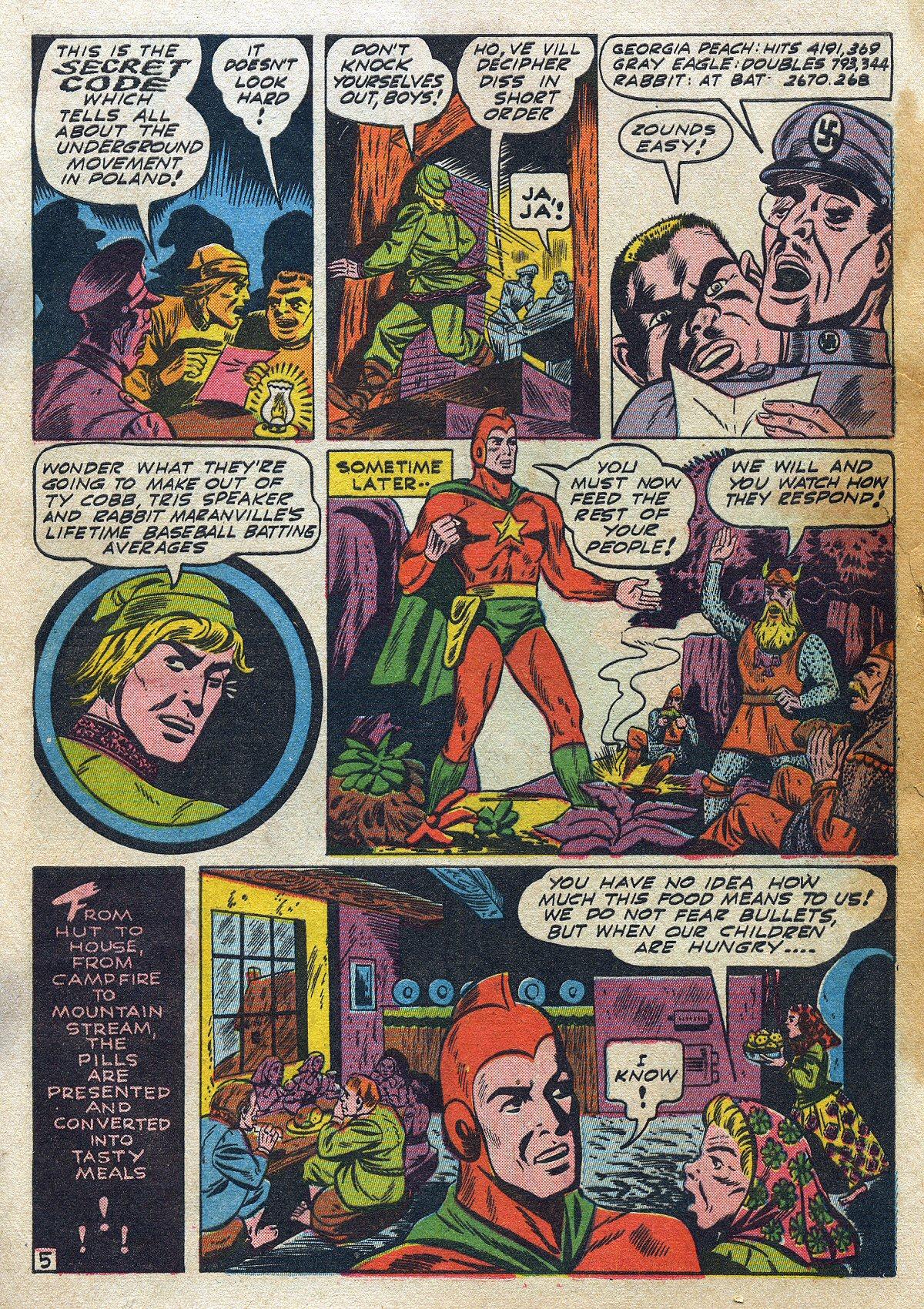 Read online All-Star Comics comic -  Issue #14 - 17