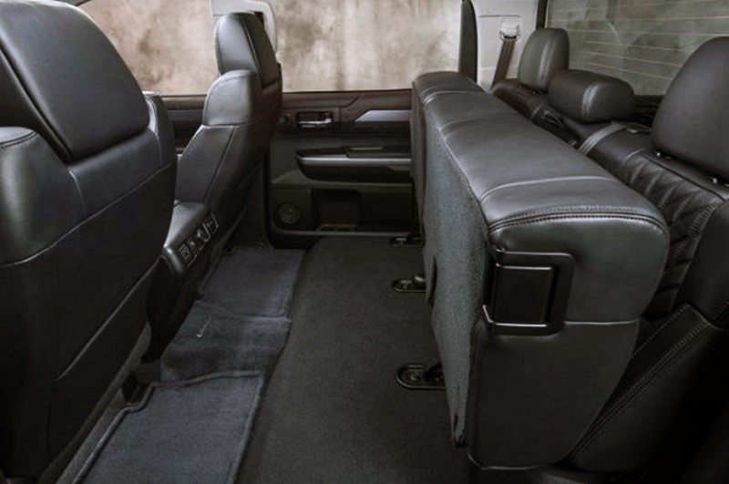 2019 Toyota Tundra Trd Platinum Extended Cab