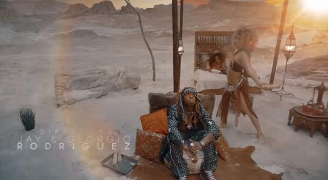"""Video: Lil Wayne Feat. XXXtentacion """"Don't Cry"""""""