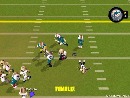 Backyard Football Plays backyard football - download game nintendo wii free