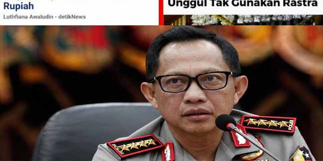 Tuduhan Kapolri terbantahkan, PT TPS tuntut pihak-pihak yang melakukan Tuduhan