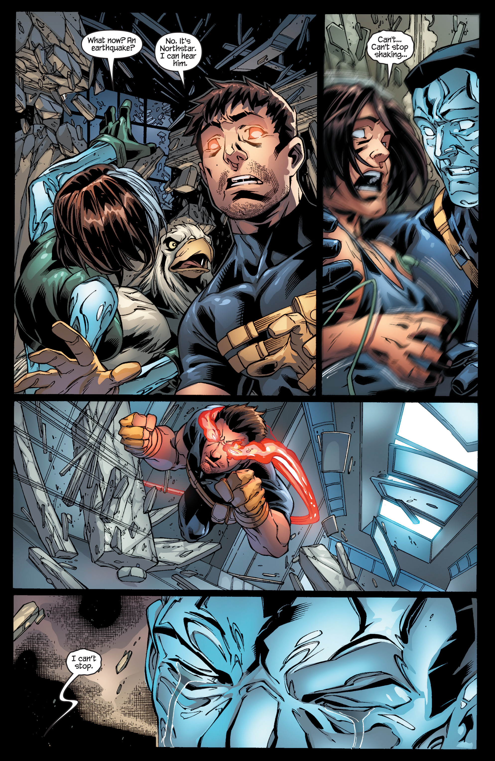 Read online Ultimate X-Men comic -  Issue #95 - 23
