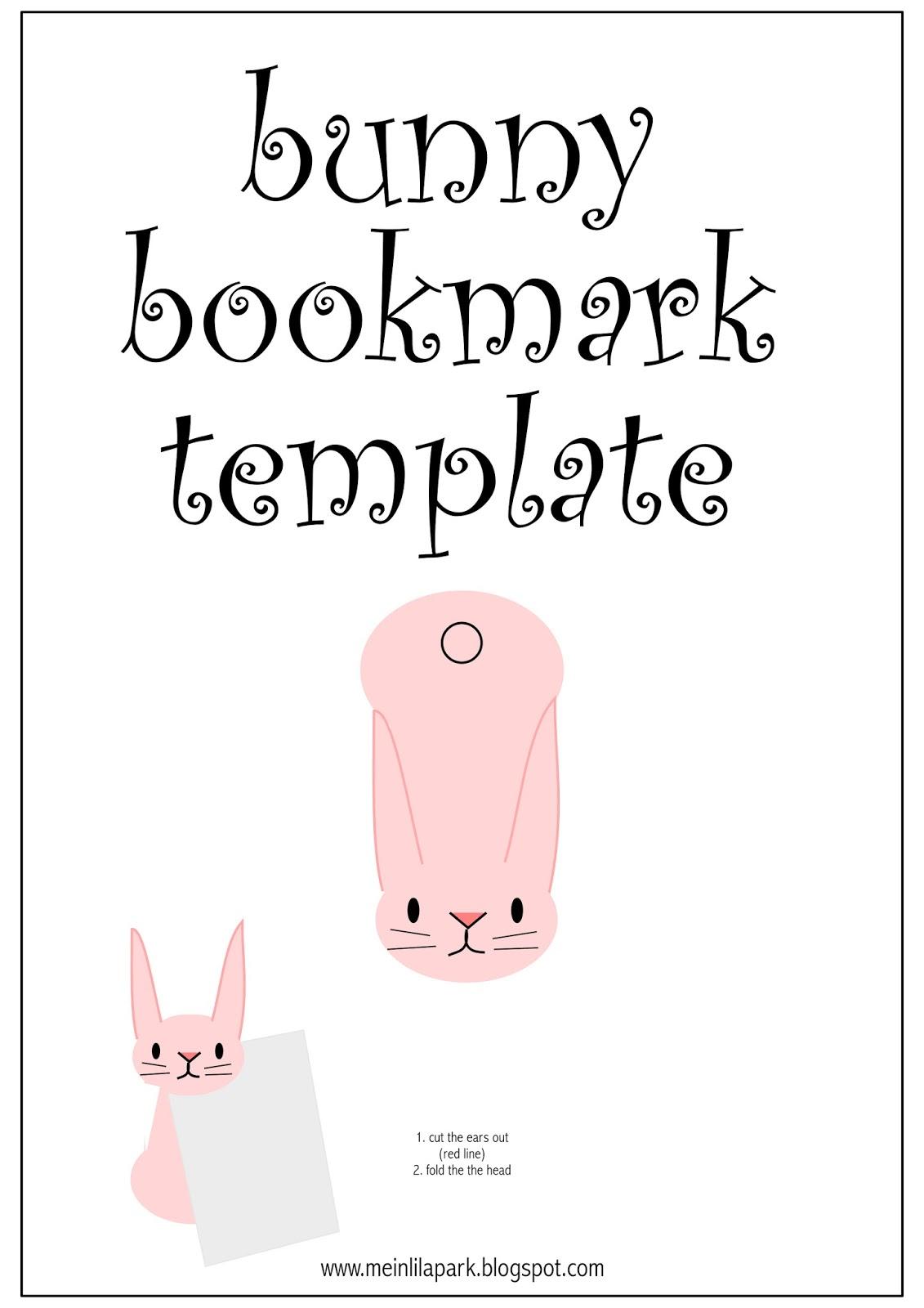 Unusual Free Printable Bookmark Template Ideas - Entry Level Resume ...