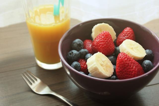 makanan yang mengandung kalori sedikit