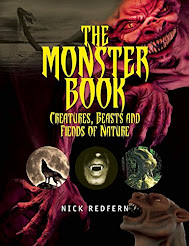 The Monster Book, US Edition, September 2016: