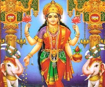 Beejakshara Mantras: beejakshara mantra Goddess of Wealth