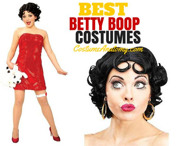 Sexy Betty Boop Costume 25