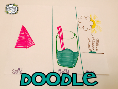 Doodling with Formative Assessment