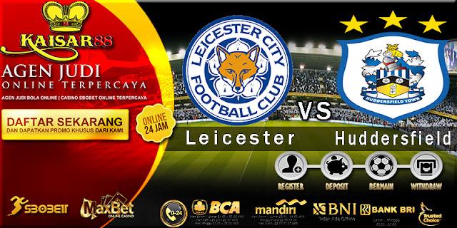 Prediksi Bola Jitu Liga Inggris Leicester City vs Huddersfield Town 1 Januari 2018