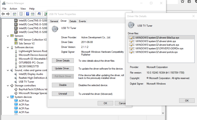 easycap drivers windows 7 32 bit