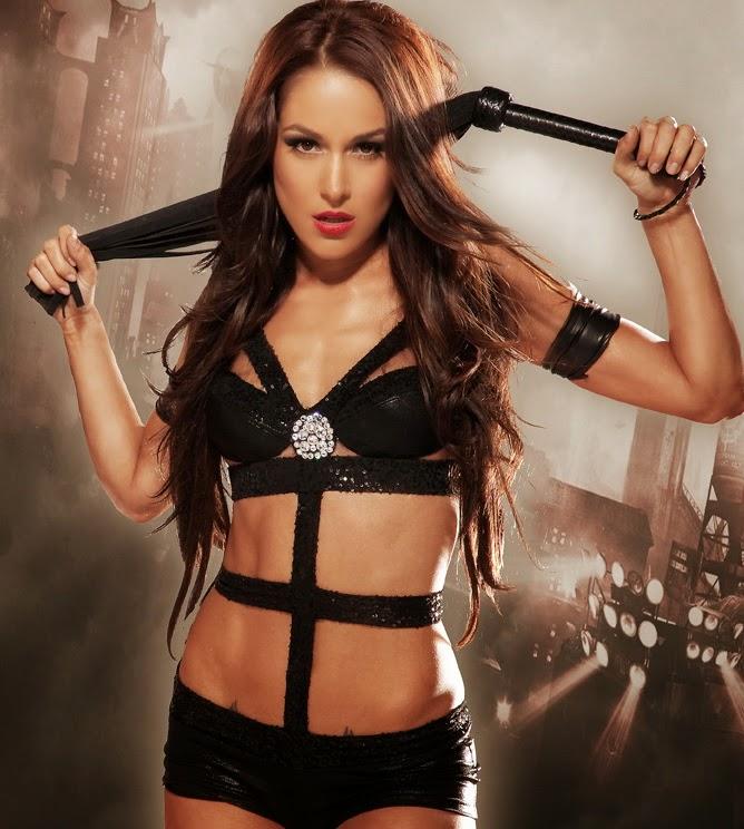 Brie Bella WWE Latest Hot And Bikini Images 2014