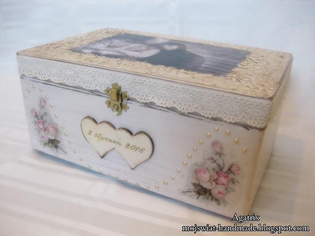 Pudełko ze zdjęciem