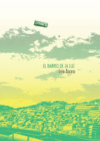 """Portada del cómic """"El barrio de la luz"""", de Inio Asano"""