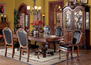 Cherry dining room chairs sale