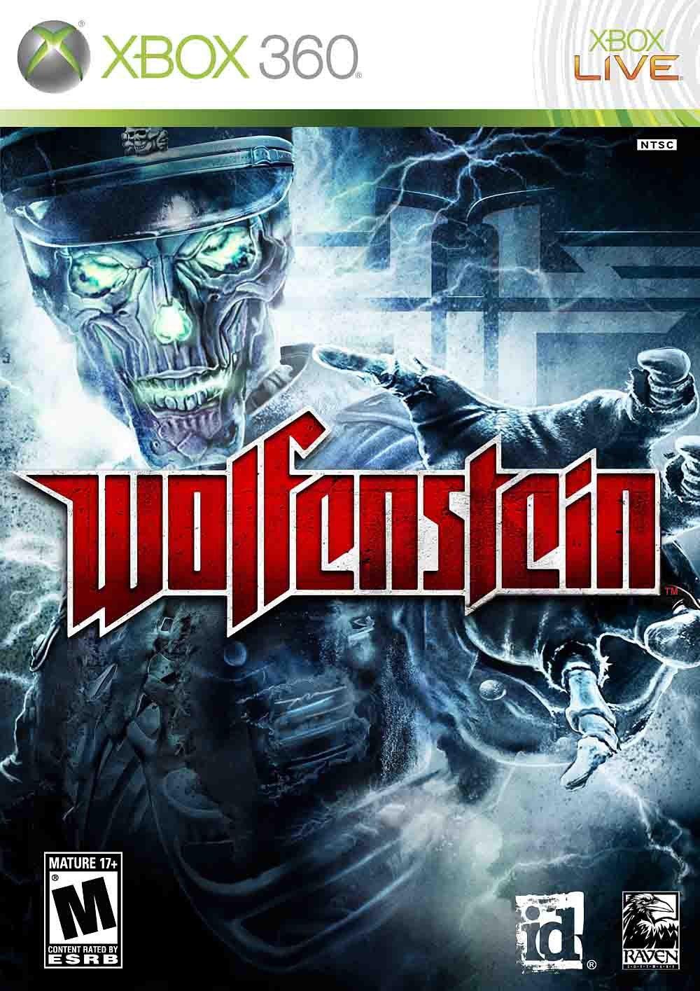 Wolfenstein Legendado PT-BR (JTAG/RGH) Xbox 360 Torrent