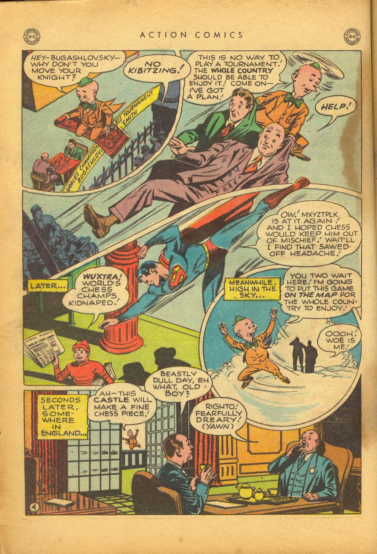 Read online Action Comics (1938) comic -  Issue #112 - 6