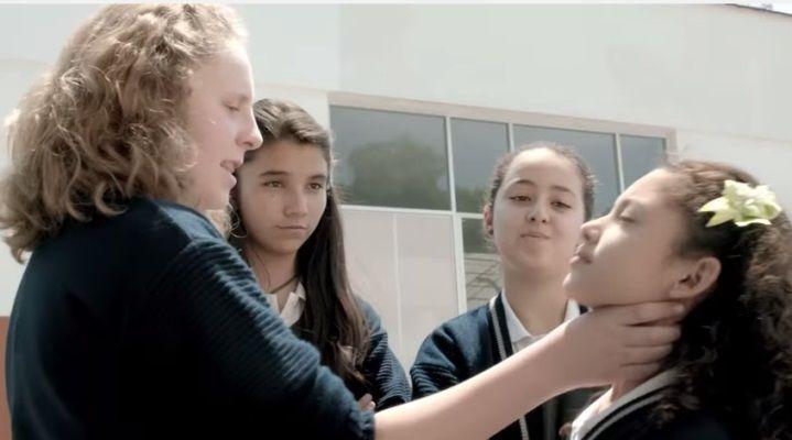 El sándwich de Mariana, un corto sobre el Bullying.